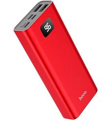Внешний аккумулятор Hoco J46 Star Ocean mobile 10000 mAh (красный)