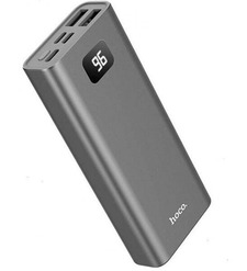 Внешний аккумулятор Hoco J46 Star Ocean mobile 10000 mAh (серый)