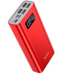 Внешний аккумулятор Hoco J46A Star ocean mobile power bank 20000 mAh Red