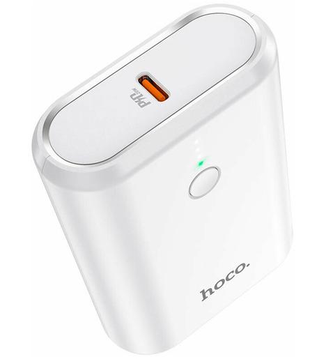 Внешний аккумулятор Hoco Q3 Mayflower PD20W + QC3,0 10000 mAh White