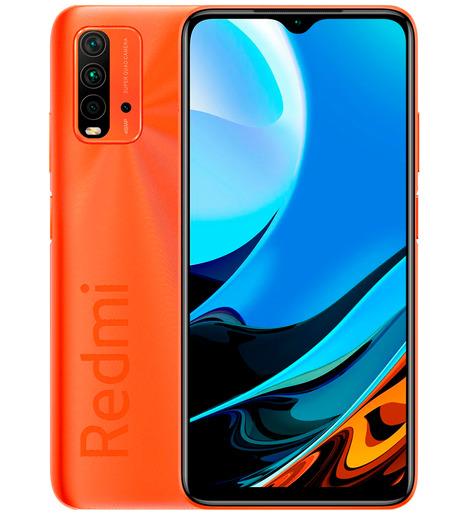 Смартфон Xiaomi Redmi 9T 4/64GB Оранжевый