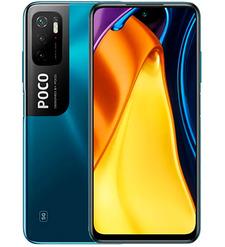 Смартфон Xiaomi POCO M3 Pro 5G 4/64GB NFC Синий