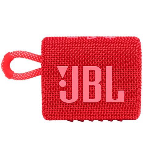 Портативная акустическая система JBL GO 3, красный