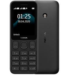 Мобильный телефон Nokia 125 DS Черный
