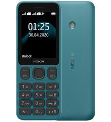 Мобильный телефон Nokia 125 DS Голубой