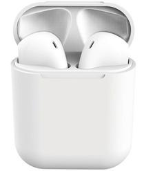Bluetooth стерео 12 TWS (white)