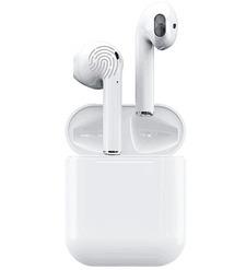 Bluetooth стерео i12 TWS White