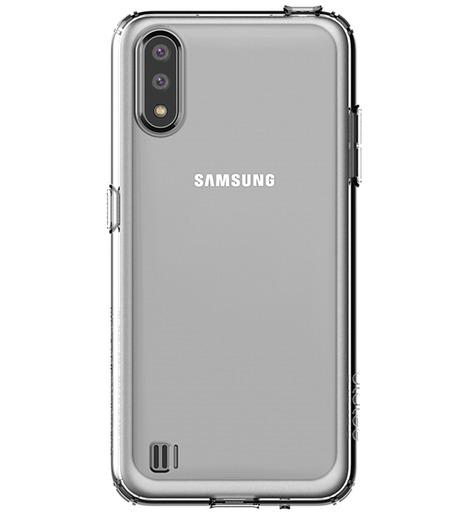 Чехол Araree для Samsung A01/A015 прозрачный