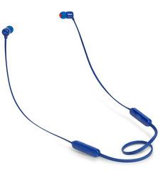 Наушники bluetooth JBLT110BT blue (original)