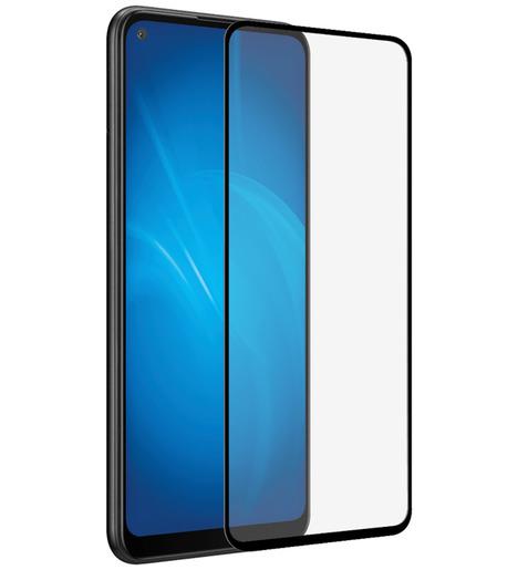 Защитное стекло DF для Samsung Galaxy A11/M11 черный