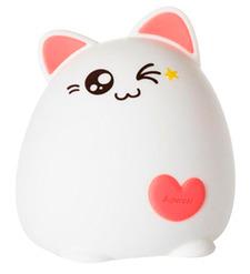 Настольная лампа-ночник Kitty
