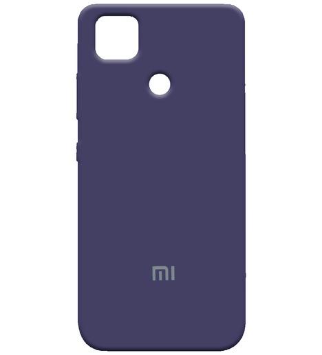 Чехол Silicone case для Xiaomi RedMi 9C 2020 (midnight)