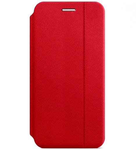 Чехол-книга с загнутыми краями Xiaomi RedMi 9 2020 (red)