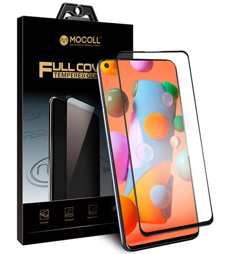 Защитное стекло Mocoll для Samsung A11/M11 2020 Черный